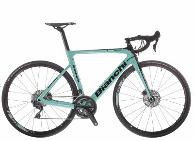 Slane Cycles: Bianchi Aria Aero Ultegra Hydraulic Disc Bike + Free Shipping